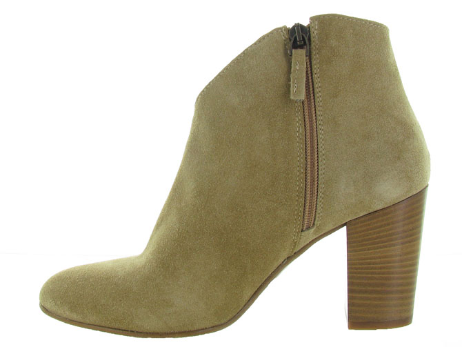 Julie dee bottines et boots ptr402 leda beige4557603_4