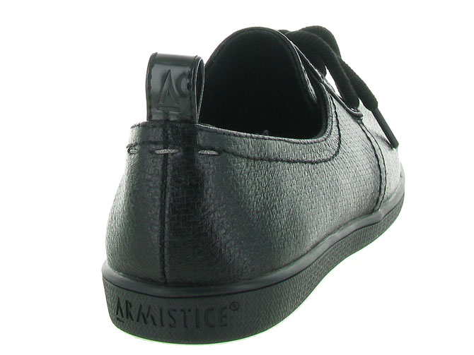 Armistice baskets et sneakers stone one straw noir4560601_5