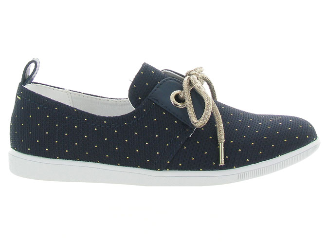 Armistice baskets et sneakers stone one lady marine4561101_2