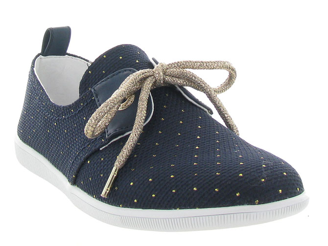 Armistice baskets et sneakers stone one lady marine4561101_3