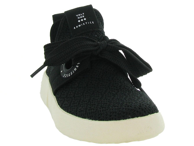 Armistice baskets et sneakers volt one noir4561301_3