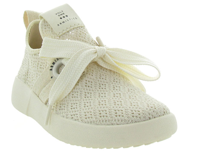 Armistice baskets et sneakers volt one ecru4561302_3