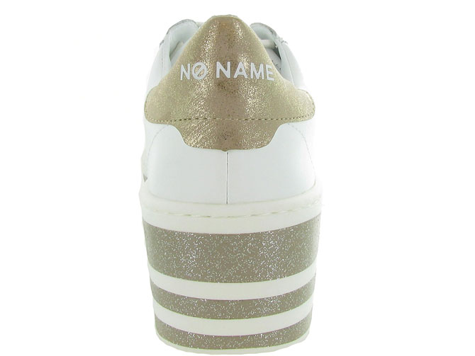 No name baskets et sneakers boost sneakers blanc4561701_5