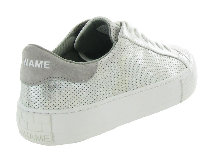 No name baskets et sneakers arcade punch argent4562301_5