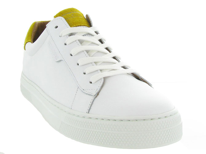 Schmoove baskets et sneakers spark clay blanc4562701_3