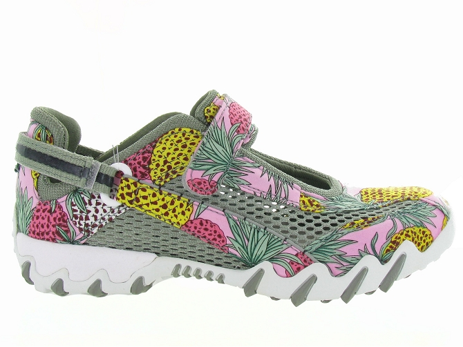 All rounder ballerines niro pineapple tricolore4574701_2