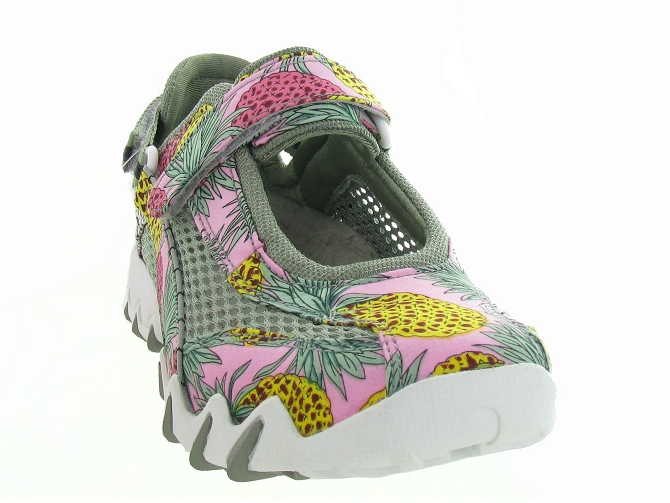 All rounder ballerines niro pineapple tricolore4574701_3