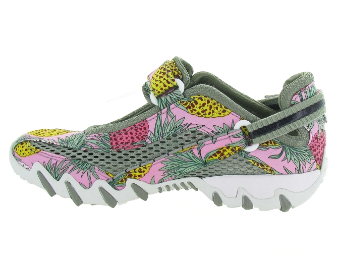 All rounder ballerines niro pineapple tricolore4574701_4