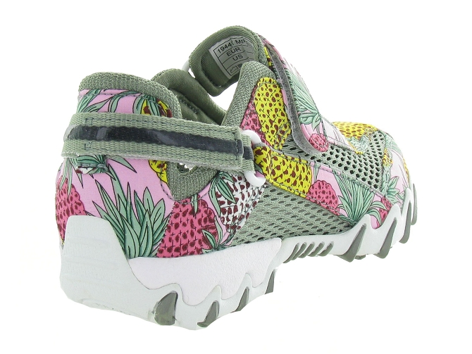 All rounder ballerines niro pineapple tricolore4574701_5