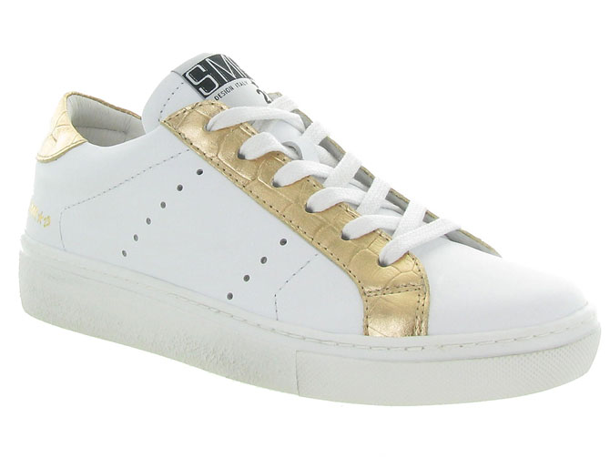 Semerdjian baskets et sneakers grace 3119 blanc