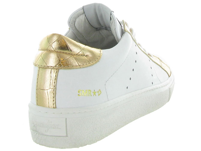 Semerdjian baskets et sneakers grace 3119 blanc4576601_5