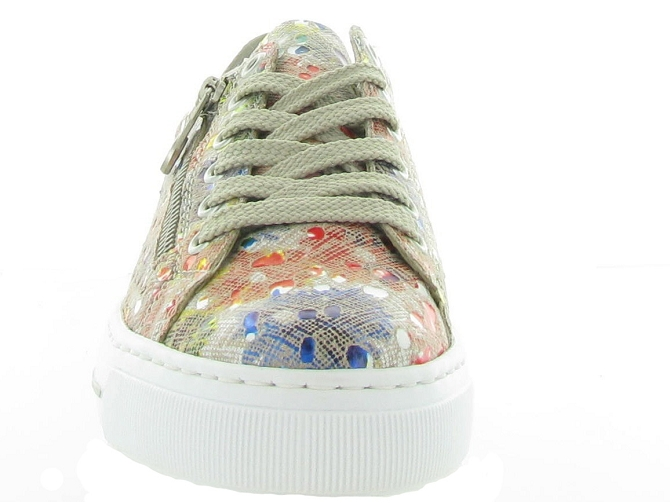 Rieker baskets et sneakers l8837 tricolore4578501_3