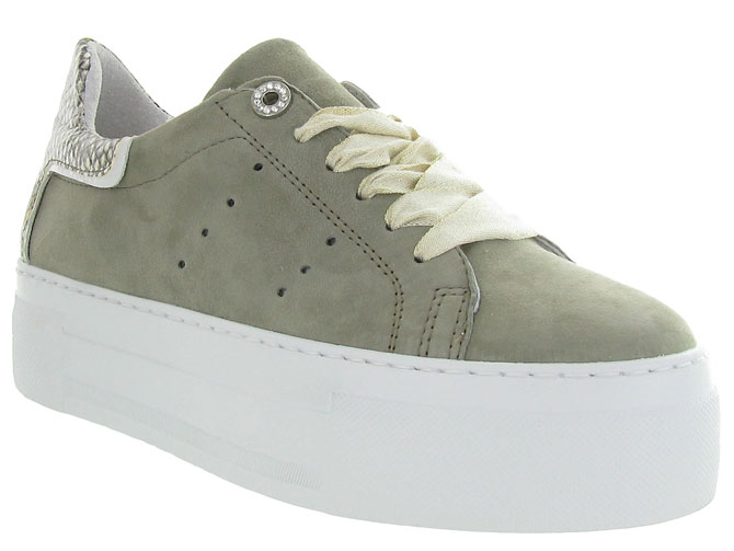 Alpe chaussures a lacets 4639 taupe