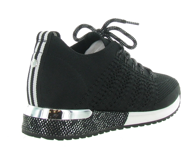 La strada baskets et sneakers 1802649 noir4592401_5