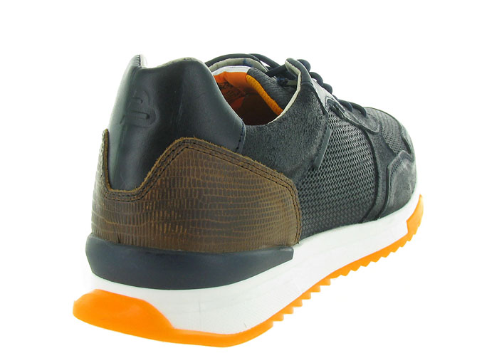Bullboxer baskets et sneakers 0438a marine4593901_5
