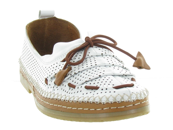 Baboos chaussures a lacets 155704 blanc4596701_3