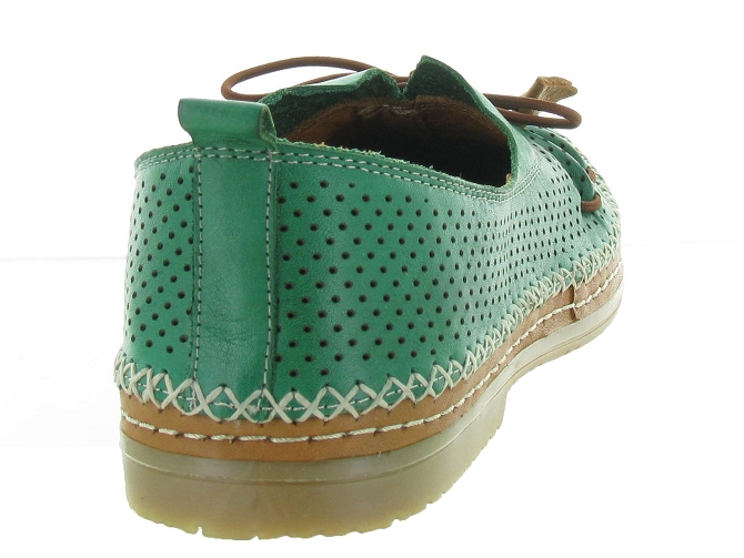 Baboos chaussures a lacets 155704 vert4596703_5
