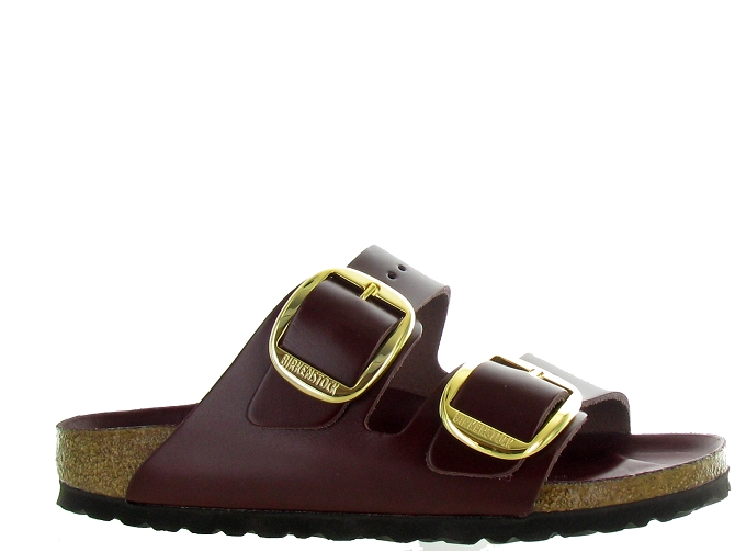 Birkenstock nu pieds arizona big buckle bordeaux4599902_2