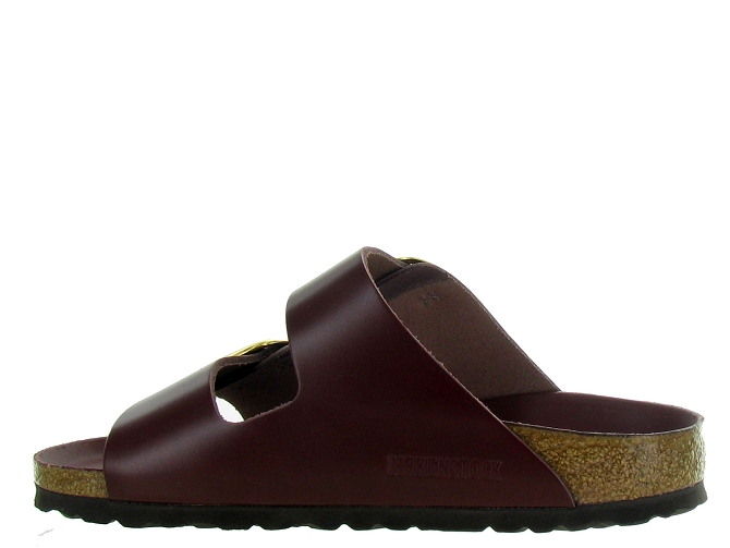 Birkenstock nu pieds arizona big buckle bordeaux4599902_4