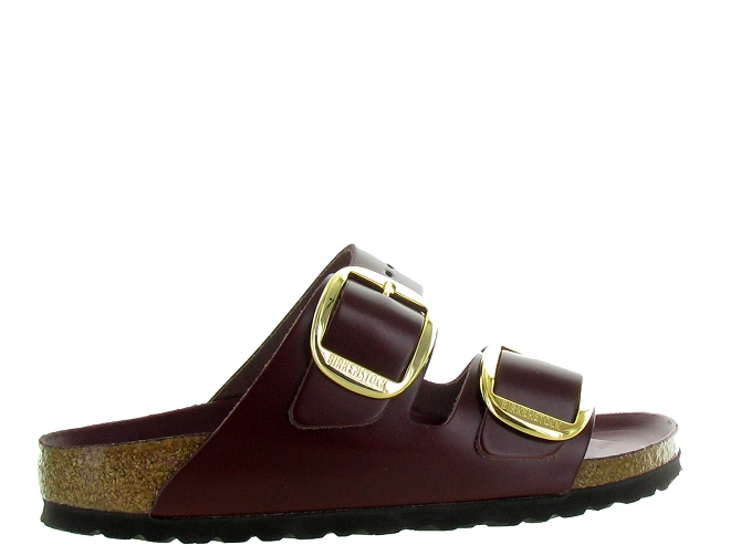 Birkenstock nu pieds arizona big buckle bordeaux4599902_5