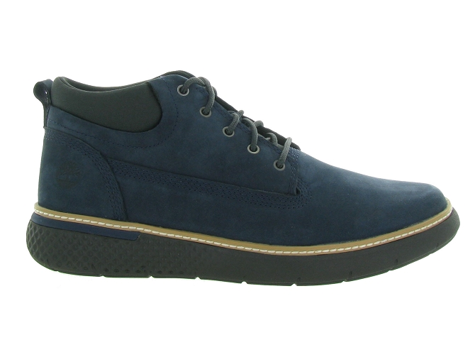 Timberland chaussures a lacets a222f cross mark marine4616401_2