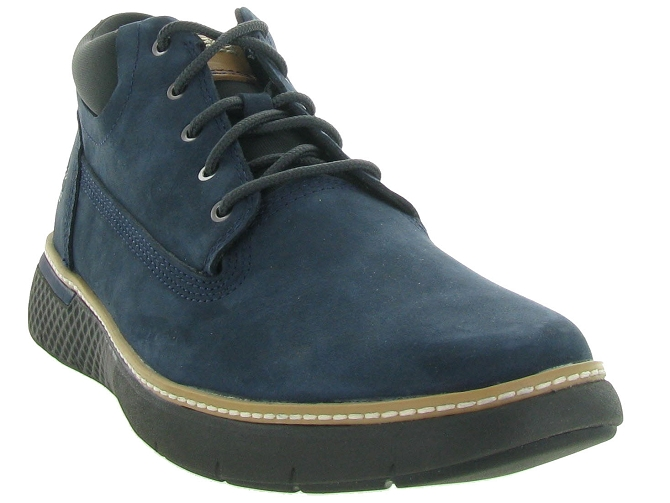 Timberland chaussures a lacets a222f cross mark marine4616401_3