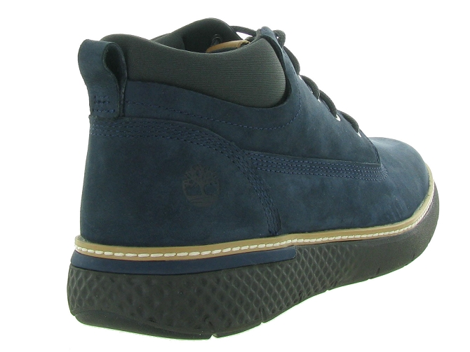 Timberland chaussures a lacets a222f cross mark marine4616401_5