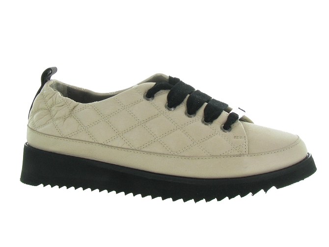 Xsa chaussures a lacets 8010 beige4661901_2