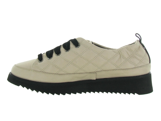 Xsa chaussures a lacets 8010 beige4661901_4