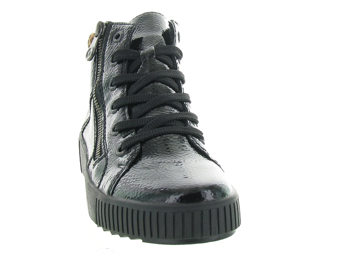 Rieker baskets et sneakers m6434 pack noir4682101_3