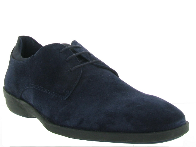 Lloyd chaussures a lacets fabius marine