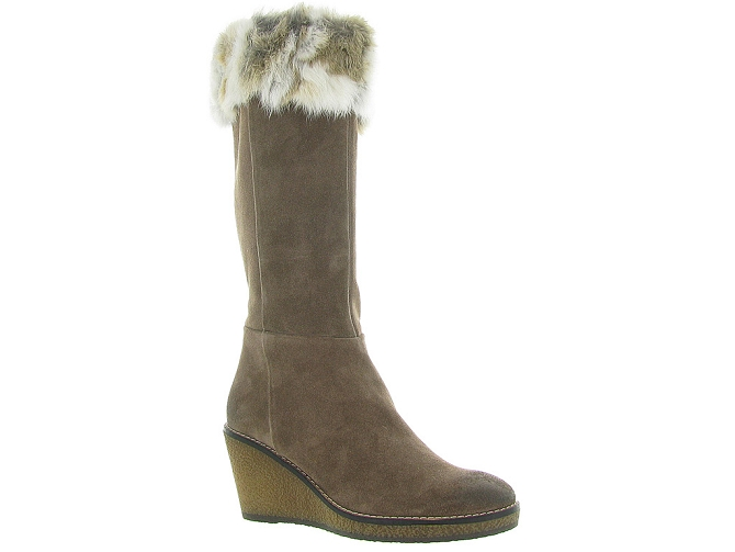 Manas bottes 5509e1y taupe