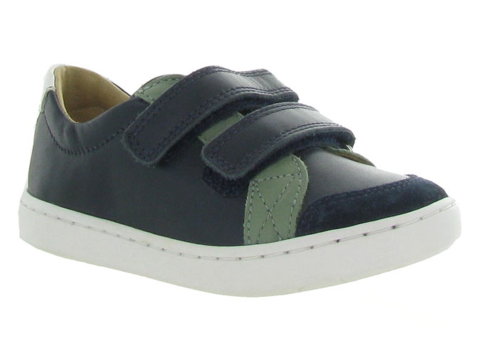 Shoo pom chaussures a scratch play scratch marine