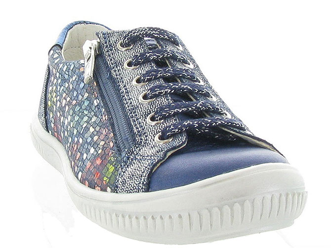Bopy chaussures a lacets shiva marine5092701_3