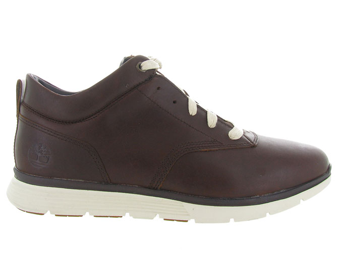 Timberland baskets et sneakers ca185e killington marron fonce5110101_2