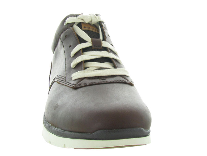 Timberland baskets et sneakers ca185e killington marron fonce5110101_3