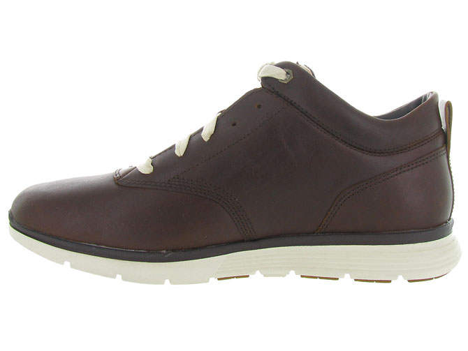Timberland baskets et sneakers ca185e killington marron fonce5110101_4