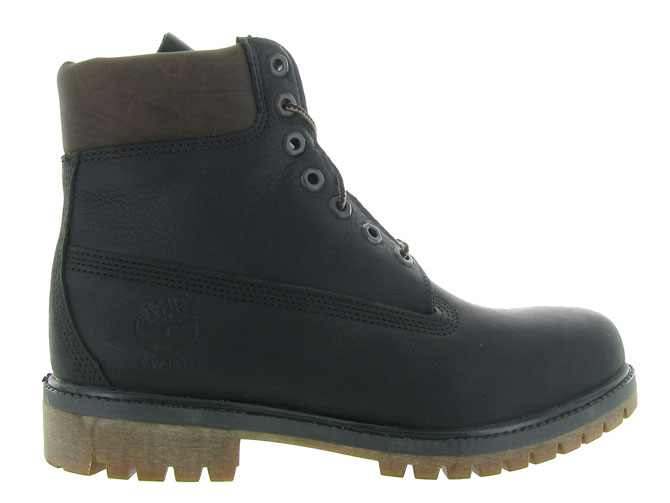 Timberland bottines et boots ca1r1a heritage noir5112901_2