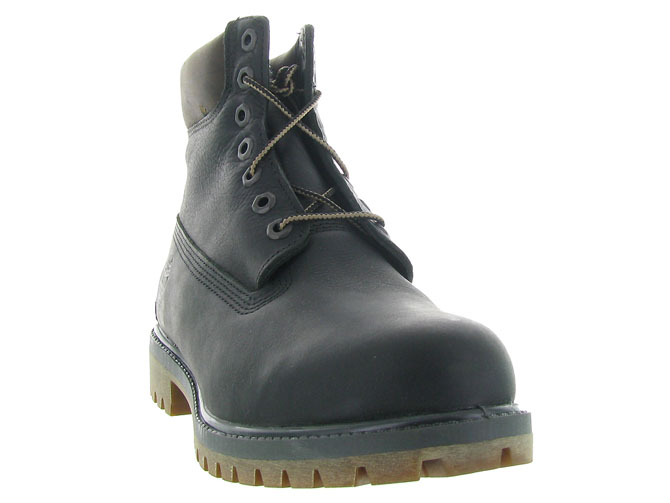 Timberland bottines et boots ca1r1a heritage noir5112901_3