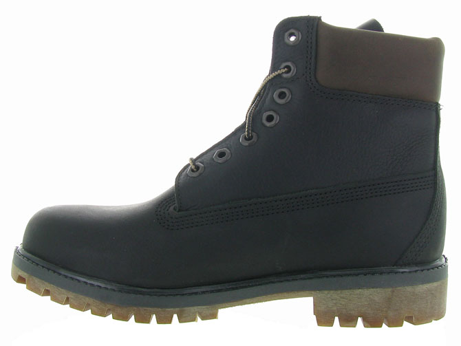 Timberland bottines et boots ca1r1a heritage noir5112901_4