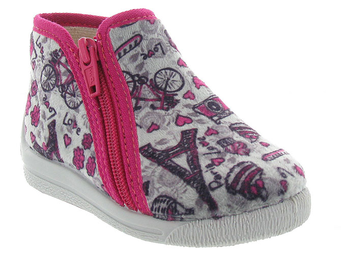 Bellamy chaussons et pantoufles tella multicolor