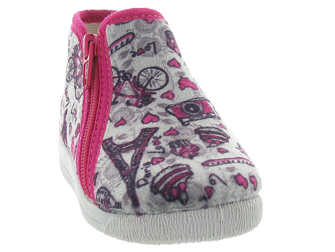 Bellamy chaussons et pantoufles tella multicolor5133602_3