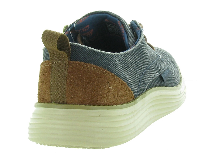 Skechers footwear chaussures a lacets 65910 jeans5161102_6