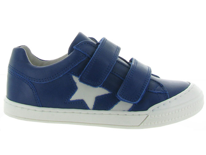 Bellamy chaussures a scratch upie bleu royal5167202_2