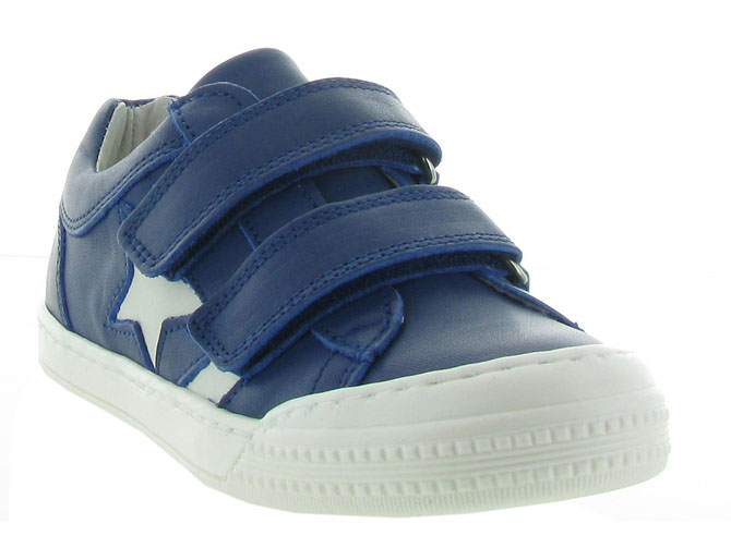 Bellamy chaussures a scratch upie bleu royal5167202_3
