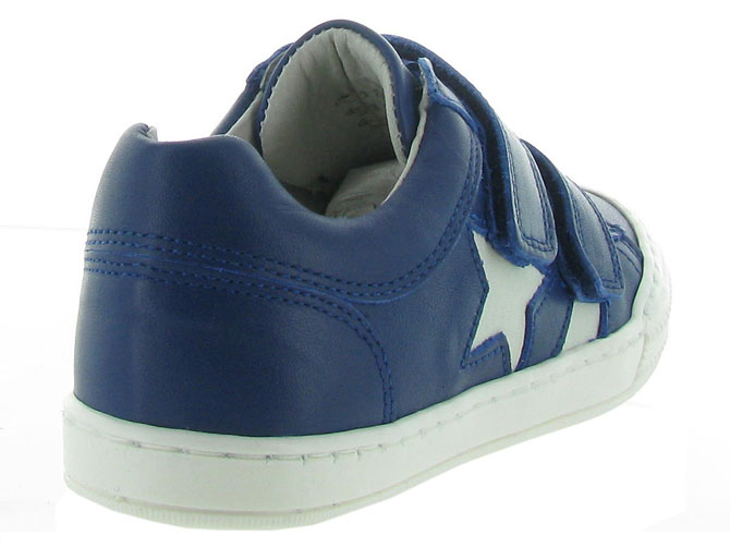 Bellamy chaussures a scratch upie bleu royal5167202_5
