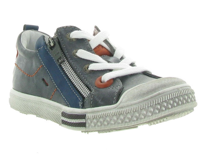 Gbb chaussures a lacets stellio gris