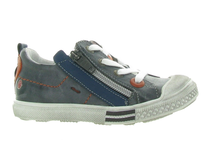 Gbb chaussures a lacets stellio gris5186402_2