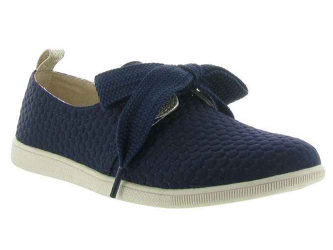 Armistice chaussures a lacets stone one sweet marine5188702_3