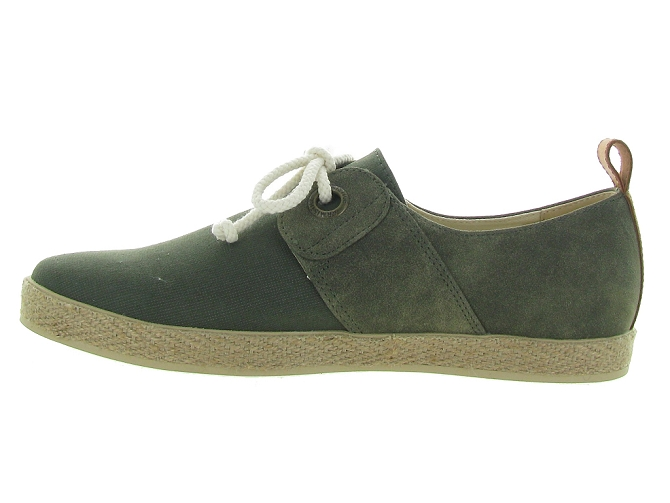 Armistice chaussures a lacets cargo one snoop kaki5189001_5